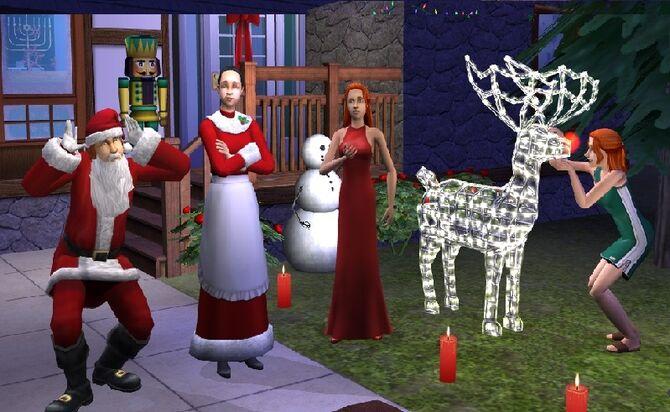 Sims2navidad2005pagecover