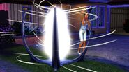 The Sims 3 Into The Future Teleport 01