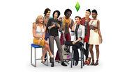 The Sims 4 Gender Update Render