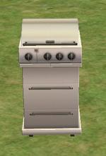 Ts2 char-pane grill