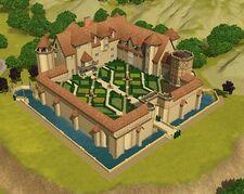 Champs Les Castle