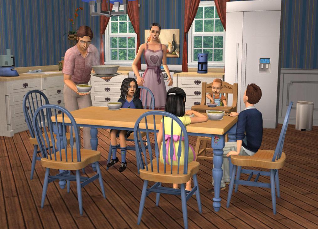 Family Aspiration The Sims Wiki Fandom Powered By Wikia