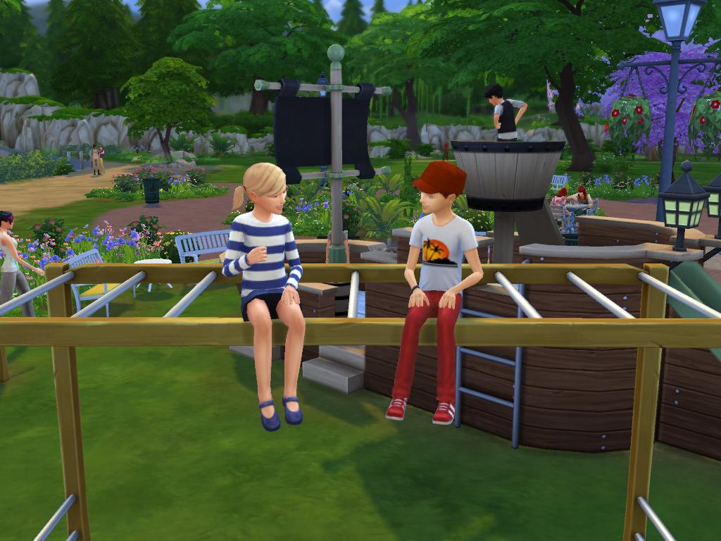 Child   The Sims Wiki   FANDOM powered by Wikia