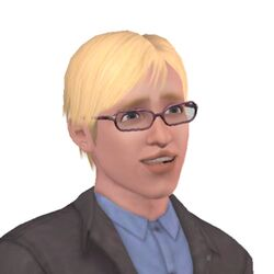 Headshot of Lewis