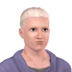 Headshot of Stanley
