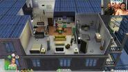 Les Sims 4 Vie Citadine - Broadcast 23 septembre 2016