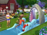 The Sims 4: Backyard Stuff
