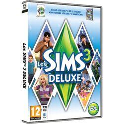 Jaquette Les Sims 3 Deluxe