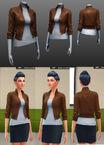 Les Sims 4 Concept 3D 14