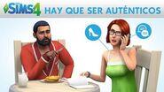 Los Sims 4 Hay que ser auténticos - Trailer Oficial Historias Divertidas