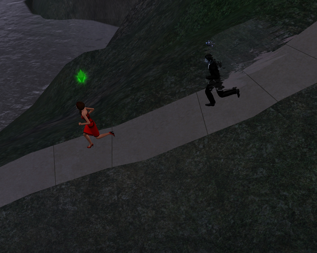 Dating vampyr Sims 3