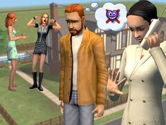 Famille Simpa (Les Sims 2)