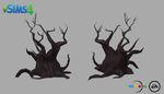 Les Sims 4 Vampires Concept Lauren Neel 5