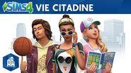 Les Sims 4 Vie Citadine bande-annonce officielle