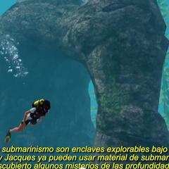 Sirena en Los Sims 3 - Aventura en la Isla - La historia de Graham Nardone