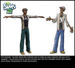 Les Sims 2 Console Concept Roman Pangilinan 6