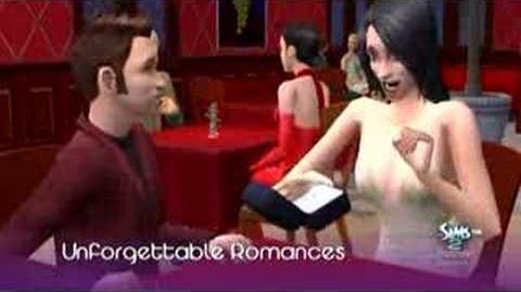 Los Sims 2 Noctámbulos Trailer Oficial