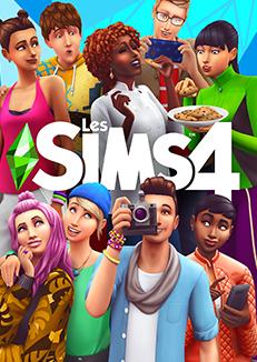 Packshot Les Sims 4 (V2)