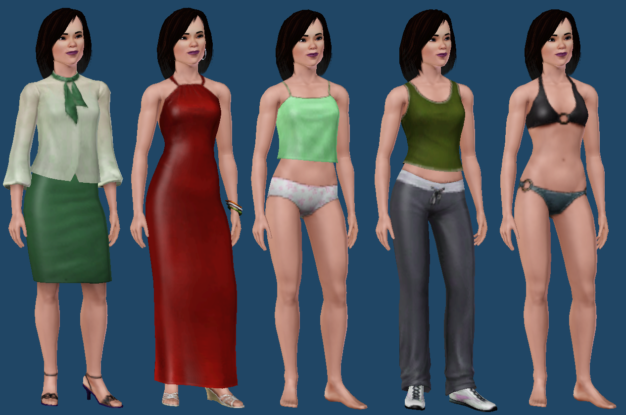 Anne Song | The Sims Wiki | FANDOM powered by Wikia