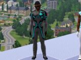 The Omnipotent Sim (New Sim Earth)