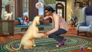 The Sims 4 Cats & Dogs Screenshot 02