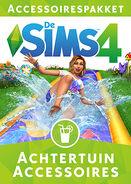 De Sims 4 Achtertuin Accessoires Cover