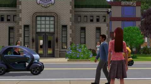 Los Sims 3 · Renault