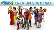 Los Sims 4 Crea un Sim Demo Gameplay - Trailer oficial