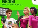 Los Sims 4: Moschino - Accesorios