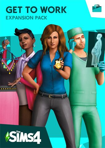File:The Sims 4 Get to Work Cover.jpg