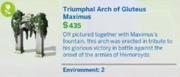 Triumphal Arch of Gluteus Maximus