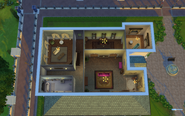 Myshuno Meadows second floor
