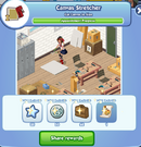 Sims Social - Careers - Artist - Canvas Stretcher 2
