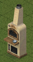 Standard-Plus Brick Oven for Bakers
