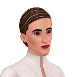 Headshot of Reenie
