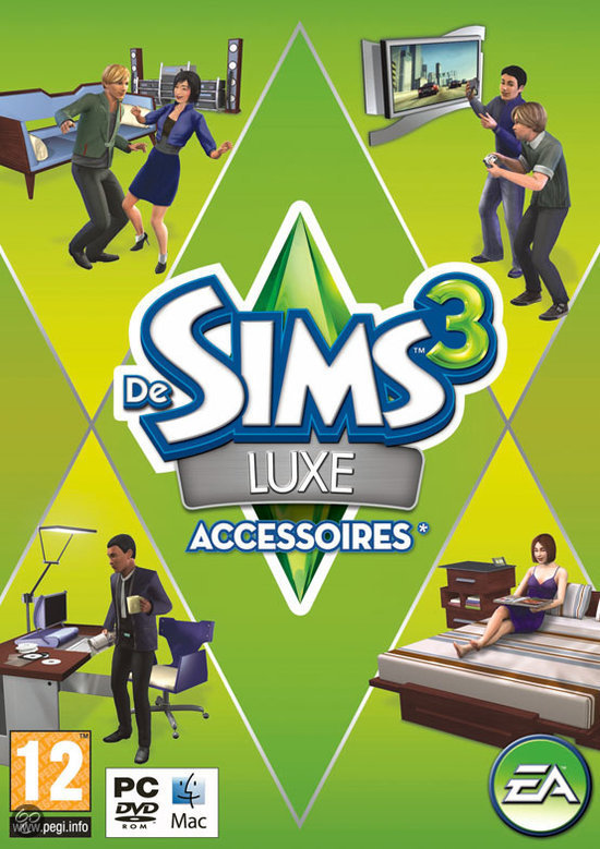 De Sims 3: Luxe Accessoires | De Sims Wiki | FANDOM powered by Wikia