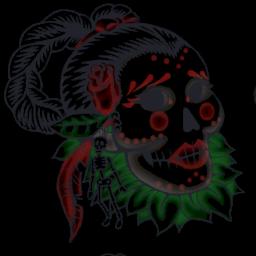 File:TS3 Island Paradise Skull Tattoo.png