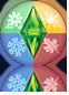 Icône reflet Les Sims 3 Saisons