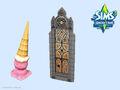 Les Sims 3 Showtime Concept art 26