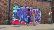Les Sims 4 Vie Citadine - Art de rue