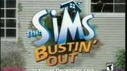The Sims Bustin' Out Commercial Trailer-0
