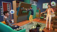 Скриншот каталога «The Sims 4 Компактная жизнь» 3