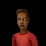 Caleb Fisher Child