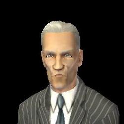 Consort Capp (The Sims 2)