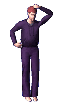 DUDLEY (The Sims)