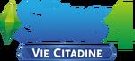 Logo Les Sims 4 Vie Citadine