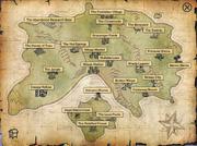 Mapa de Isla Felicidad