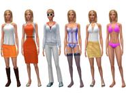 Nancy Landgraab ts4 wardrobe
