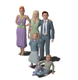 Famille Durwood