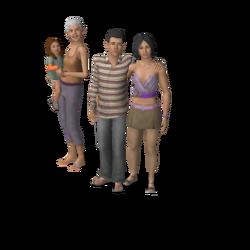 Goodfellow familie